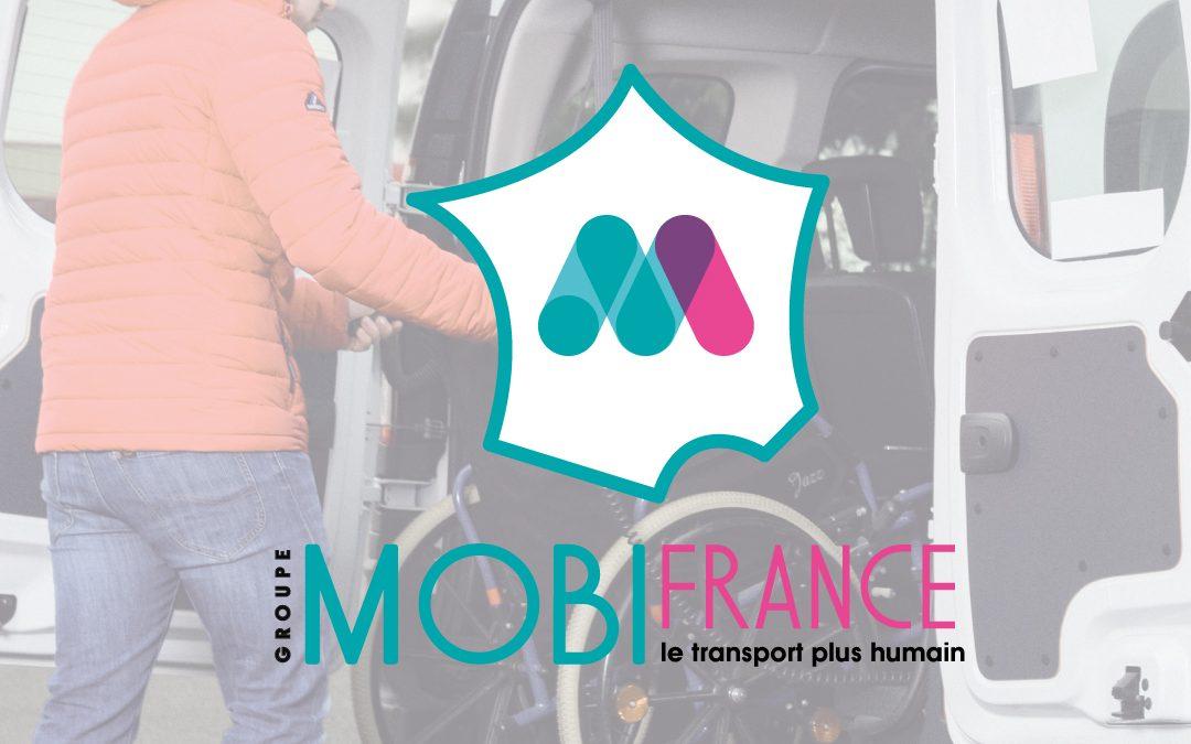Une déclinaison du logo par territoire | MOBIFRANCE